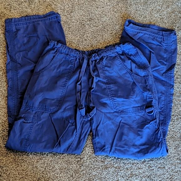 Koi cargo pants (purple)
